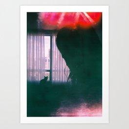 paralelamente Art Print