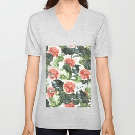 Watercolor Deliciousness #society6 #buyart #decor Unisex V-Neck