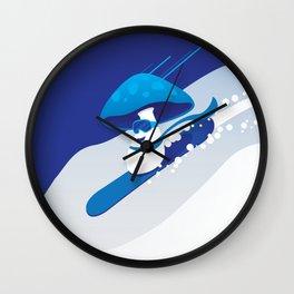 Cool Fun Guy Wall Clock