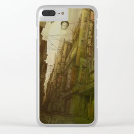 Xiaogzhu Clear iPhone Case