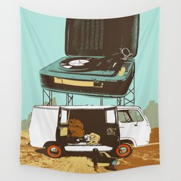 BROKEDOWN Wall Tapestry