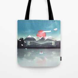 Fortuna's Message Tote Bag