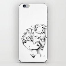 Merino Mutation iPhone & iPod Skin