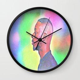 GoldLink Wall Clock