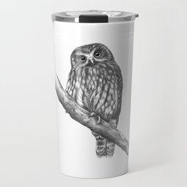 Morepork Owl Travel Mug