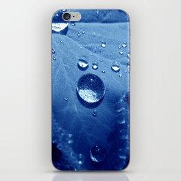 water pearls iPhone Skin