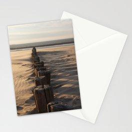 Sunset at Ameland II - The Netherlands Stationery Cards