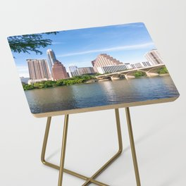 Bright Day in Austin Side Table