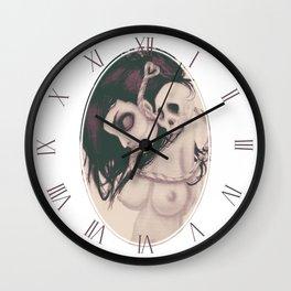 dearpain +Belonging in Another World+ Wall Clock