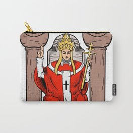 The hierophant Carry-All Pouch