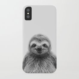 Young Sloth iPhone Case