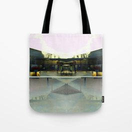 Average, mainly unused substance energy, maybe edified novice tampering. Tote Bag