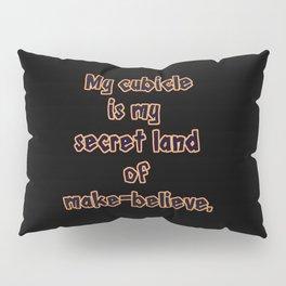 Funny One-Line Office Joke Pillow Sham
