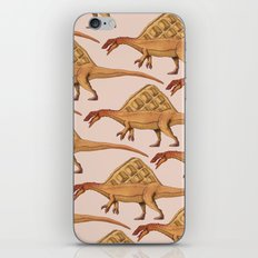 Wafflesaurus iPhone & iPod Skin