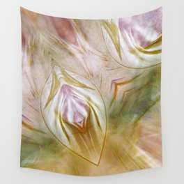Feather Abstract Wall Tapestry