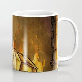 Gullinbursti the Golden Boar Coffee Mug
