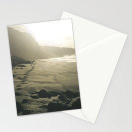 Beautiful Beach Ocean Way - life on the beach Stationery Cards