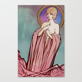 Uncover ver. 2  Canvas Print