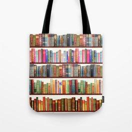 Jane Austen Vintage Book collection Tote Bag