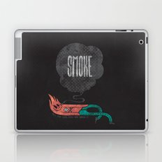 Smoke! Laptop & iPad Skin