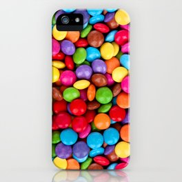 A Handful of Candy iPhone Case