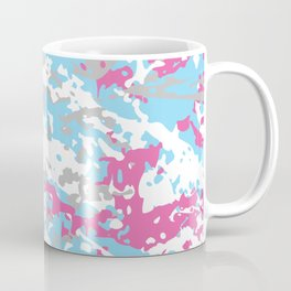 LGBT Light Pastel Urban Camouflage Coffee Mug