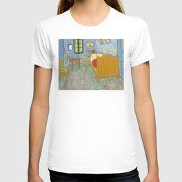 Vincent van Gogh - The Bedroom in Arles T-shirt