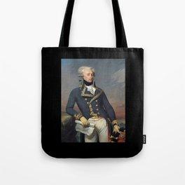 Portrait of Lafayette by Joseph désiré Court Tote Bag