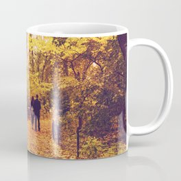 Fall Foliage - Autumn's Finest - New York City Coffee Mug