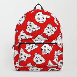 Pittie Pittie Please! Backpack