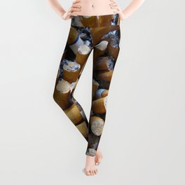 Ashes to Ashes Leggings