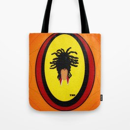 Freeform Loc Updo Tote Bag