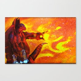 Mega Turtle Canvas Print