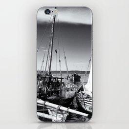 Dhow Zanzibar Indian Ocean iPhone Skin