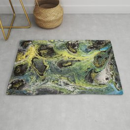 Real Silicone Colors Rug