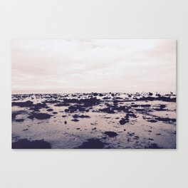 The Ocean Carries Your Voice Canvas Print