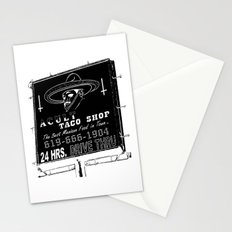 TACO SMELL Stationery Cards