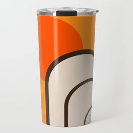 Birch Sunset Travel Mug