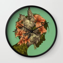 Revelation Wall Clock