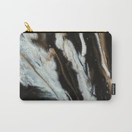Fine Art Agate Carry-All Pouch