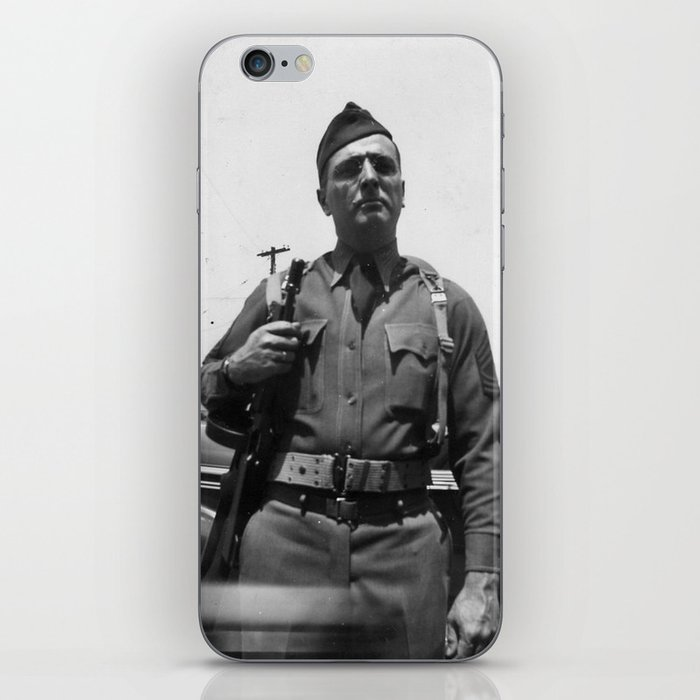American Soldier iPhone Skin