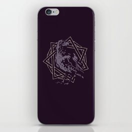 Three-Eyed Raven iPhone Skin