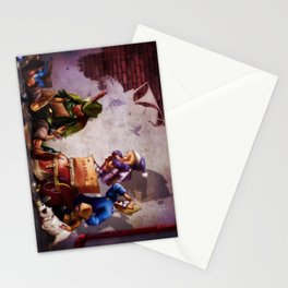 Peter Panhandler Stationery Cards