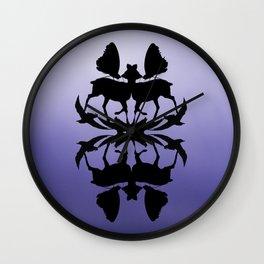 Compendium of Creatures Tribute Wall Clock