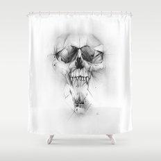 Cocaine Shower Curtain