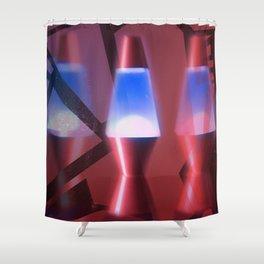 Lava Lamps #2 Shower Curtain
