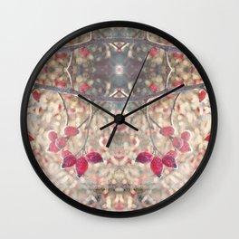 December morning Wall Clock