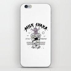 Milk Shaka iPhone Skin