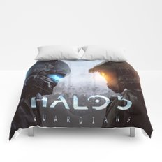 halo 5  , halo 5  games, halo 5  blanket, halo 5  duvet cover, halo 5  shower curtain, Comforters
