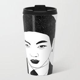 Jungkook Metal Travel Mug